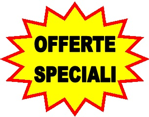 OCCASIONI - SCONTI OUTLET