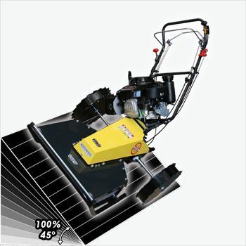 Rasaerba Ecotech ML 60 SWING intercambiabile
