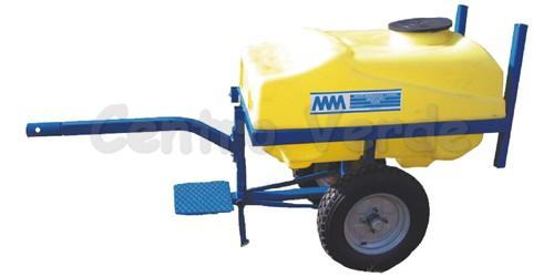 Carrello spray mm da 300 lt senza pompa per motocoltivatori for Pompa per motocoltivatore