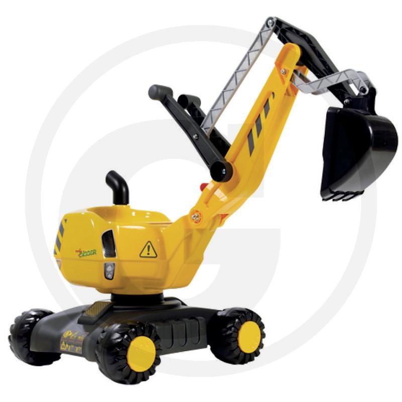 Escavatore Giocattolo RollyToys