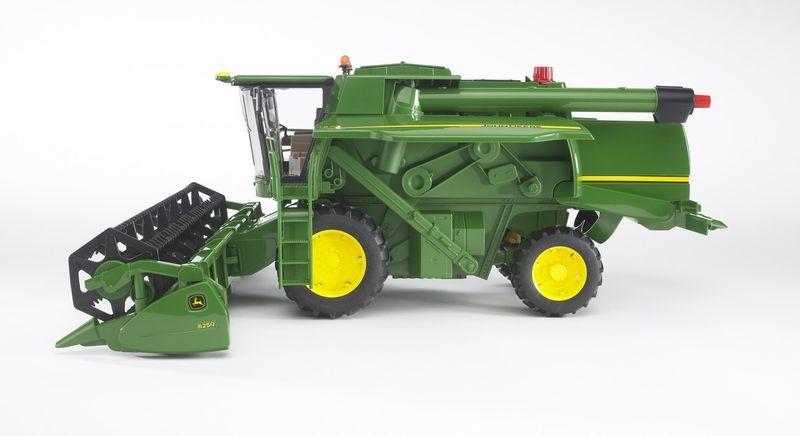 Mietritrebbia giocattolo John Deere cm. 60x47x23