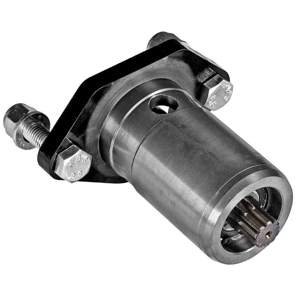 Manicotto posteriore attacco rapido 60 mm per grillo for Trincia x motocoltivatore