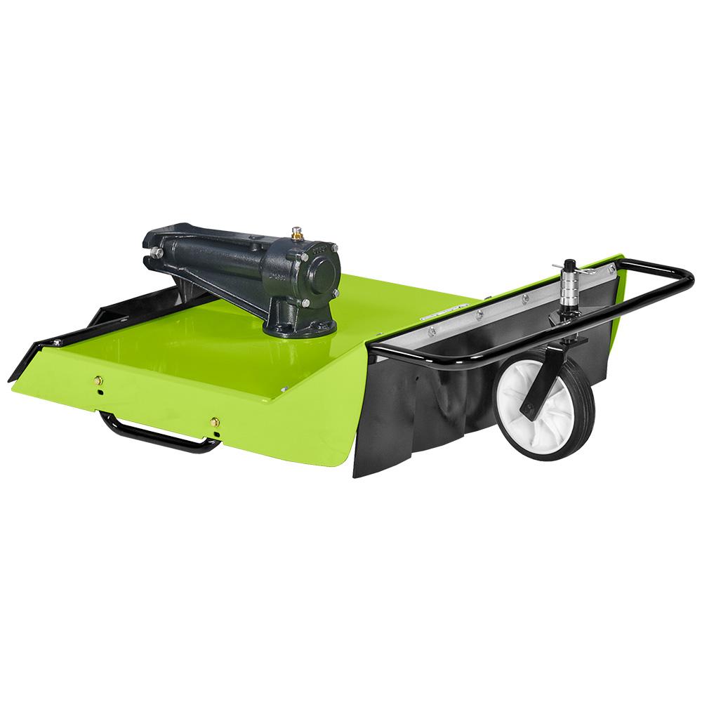 Trincia per motocoltivatore grillo mulino elettrico per for Bcs 602 con piatto taglia trincia erba