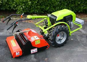 Motocoltivatore Differenziale G 131 Grillo con Motore Lombardini a Diesel