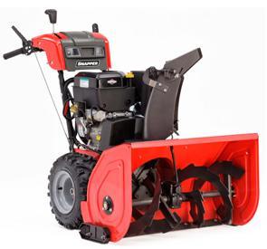 Spazzaneve SNP 2132SE Motore B&S 2100 Professional da 81 cm Snapper