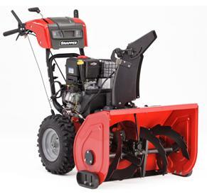 Spazzaneve SNH 1528SE Motore B&S 1450 Professional da 71 cm Snapper