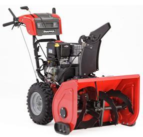 Spazzaneve SNH 1730SE Motore B&S 1650 Professional da 76 cm Snapper