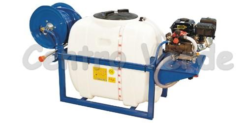 Gruppo Scarrabile MM Spray 200 lt SENZA Motopompa per Minitransporters