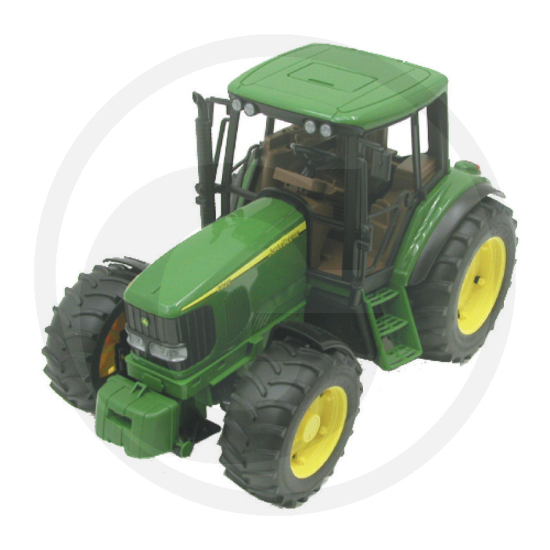 Modello in miniatura trattore John Deere 6920