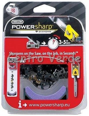 Kit Powersharp Oregon con Barra da 41 cm (16'') + Catena 55 Maglie Attacco A041