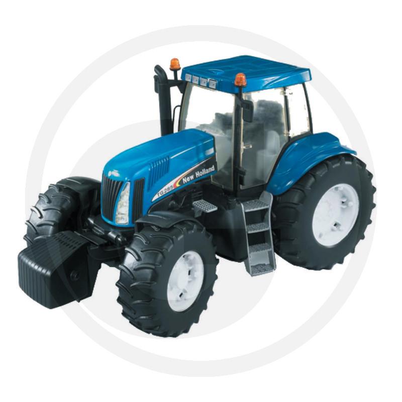 Modello in miniatura trattore New Holland TG285 co