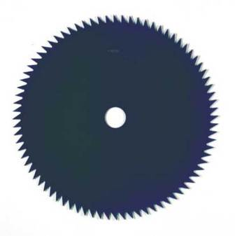 Disco professionale a 80 denti Blue SKS-5 diametro 255mm  Echo