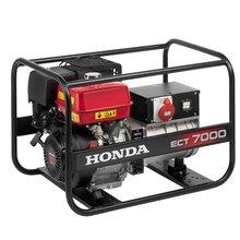 Generatore Honda avviamento elettrico e manuale ECT7000 K1