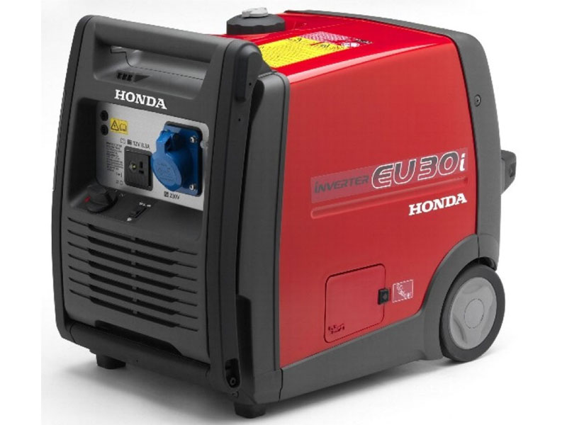 Generatore di corrente honda portatile eu30i handy for Generatore di corrente honda usato