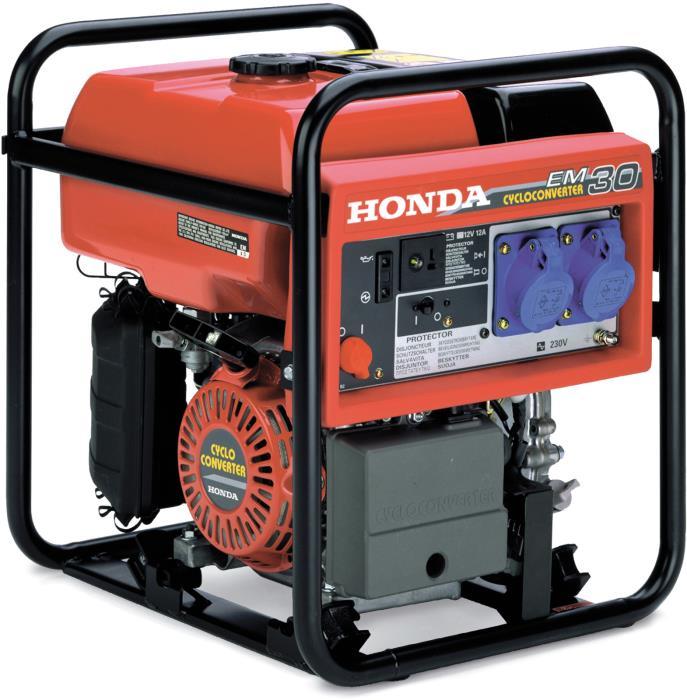 Generatore di corrente honda em30 k2 ideale per lavori for Generatore di corrente honda usato