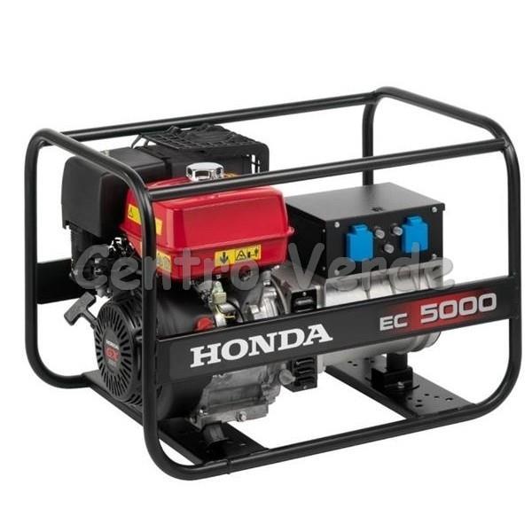 Generatore Monofase Honda EC 5000 con Motore GX 390