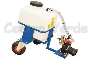 Carrello spray mm da 120 l senza pompa per motocoltivatori for Pompa per motocoltivatore