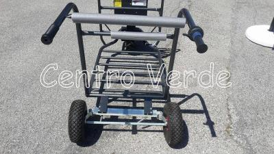 Carrello Elettrico Bat Car con Portata da 120 kg