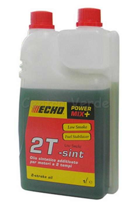 Olio Power Mix Echo da 1 Litro per Motori a 2 Tempi