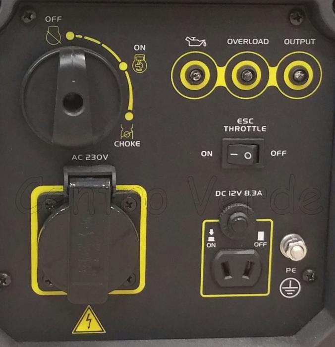 Generatore di corrente R2000IS RATO