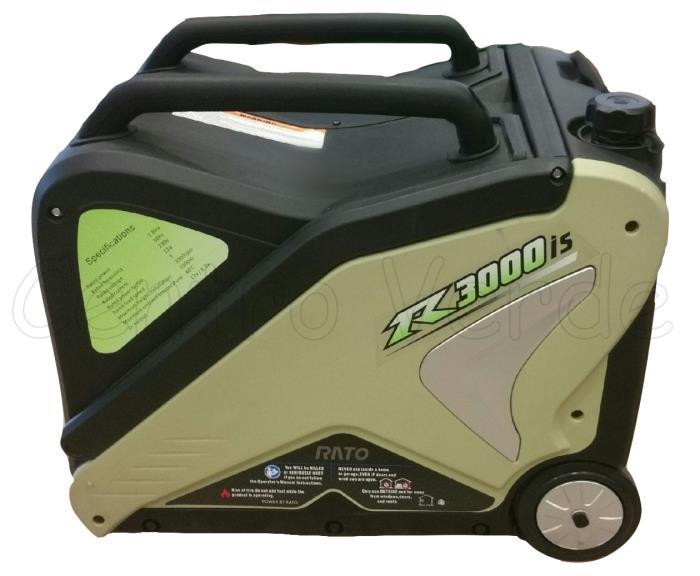 Generatore di Corrente R3000IS RATO