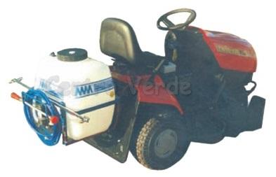 Gruppo Portato MM Spray da 100 lt con Elettropompa 12 V per Trattorini