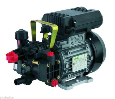 Motopompa AR DUE con Motore Elettrico da 1,2 HP e 20 bar