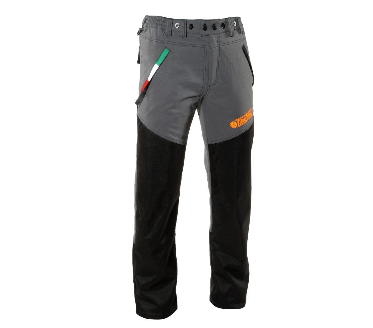 CLASSE 1 MOTOSEGA Pantaloni di sicurezza ideale per tutti gli utenti
